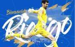 El Leganés ha dado la bienvenida al jugador en las redes sociales.