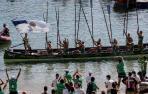 Hondarribia gana la 125 Bandera de la Concha