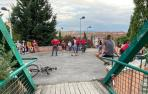 Disuelta una reunión de 30 jóvenes en Ansoáin