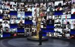 """""""Bienvenidos a los Pand-Emmys"""", Hollywood tiró de ingenio para salvar los Emmy"""