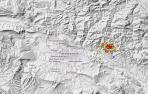 """""""Me he despertado agarrado a la cama"""": el terremoto se ha sentido en toda Navarra"""