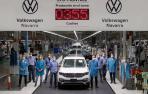 Volkswagen Navarra logra la mayor producción diaria de los últimos 9 años
