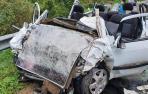 Un fallecido en un accidente de tráfico en Amaiur (Baztan)