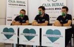 Caja Rural donará 2.000 euros a Cáritas por cada 1.000 `me gusta' en la Vuelta