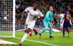 El Madrid se impone al Barça en 'el Clásico' y se pone líder