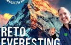 Subir un 'Everest' a la carrera en favor de los navarros con ELA