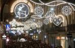 En Vigo se hace la luz para iluminar una Navidad faraónica