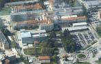 Imagen aérea del Complejo Hospitalario