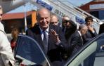 El rey Juan Carlos se encuentra en Abu Dabi desde el pasado lunes, según ABC