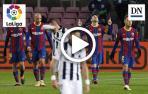 Resumen del Barcelona 1-0 Levante en vídeo