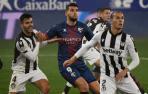 Un empate insuficiente para Huesca y Levante
