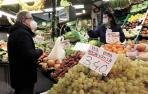 Las uvas de la 'suerte' para 2021 se venden a  entre 1,99 y 6,95 €  el kilo