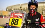 Carlos Sainz cede el liderato y Barreda ocupa la primera plaza en motos