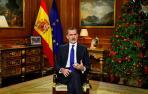 Discurso navideño del rey don Felipe VI