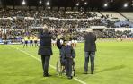El exfutbolista argentino Fernando Cáceres, en coma