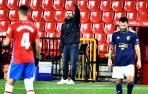 """Diego Martínez: """"Tener 27 puntos es maravilloso"""""""