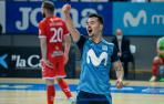 Dani Saldise, el gol lleva firma navarra