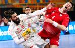 Los 'Hispanos' salvan el primer obstáculo del Mundial