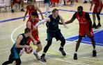 Reacción sin premio del Basket Navarra
