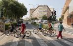 Tudela estudia su conexión con alguna localidad limítrofe con carril bici