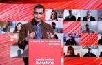 """Sánchez reivindica al PSOE como la """"izquierda real"""""""