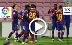 Resumen en vídeo del Barcelona 2-1 Athletic