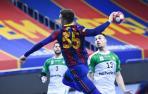 El Helvetia no puede con un gran Barcelona marcado por las bajas