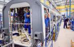La empresa Trenasa de Castejón, con 160 empleados, para su producción