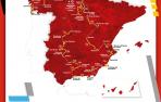 La Vuelta a España 2021 no tocará Navarra