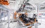 Taller de montaje de Volkswagen Navarra