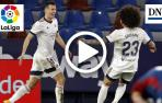 Resumen del Levante 0-1 Osasuna en vídeo: gol de Budimir