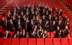Conjunto instrumental de la Orquesta Sinfónica de Navarra.