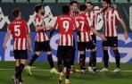 El Athletic se salva en el descuento y remata en los penaltis