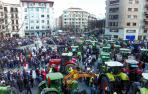 UAGN critica que la gran protesta agraria aún no haya dado cosecha