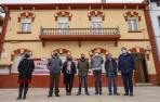 Los pueblos de Andía reabren para trabajar una escuela centenaria