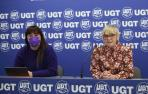 La desigualdad priva a las trabajadoras navarras de 1.184 millones al año, según UGT