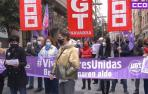 CCOO y UGT reivindican una igualdad efectiva entre mujeres y hombres