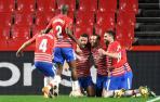 El Granada llama a las puertas de la historia en la Liga Europa