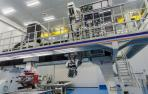 Interior de la fábrica de MTorres en Torres de Elorz