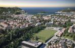 Imagen virtual del futuro hotel en San Sebastián.