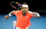 Nadal no jugará el torneo de tenis de Rotterdam (Países Bajos) por las molestias que sufreen la espalda