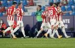 Berenguer y Raúl García meten al Athletic en la final de Copa