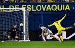 Gerard Moreno rubrica una cómoda clasificación del Villarreal