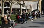Imágenes de la llegada de la primavera a Navarra