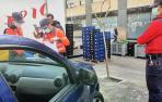 Sancionado por conducir en Zizur Mayor bajo la influencia de las drogas