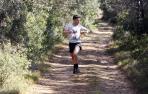 Fotos de la primera edición de la Betagarri Trail, en Ancín