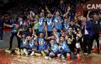 El Movistar Inter devora al Barça y se hace con su undécima Copa de España