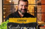 "Sergio Fernández estrena programa en 'Escuela Canal Cocina' para enseñar a ser ""un digno cocinillas"""