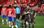 La eficacia del United condena a un digno Granada
