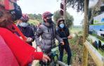 Metauten y Zúñiga estrenan rutas ciclables interurbanas